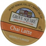 Grove Square Chai Latte K-Cup : Traditional Chai