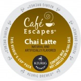 Café Escapes Chai Latte, K-cup (24 pack)