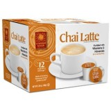Copper Moon Chai Latte K-Cup : Fortified Chai
