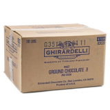 Ghirardelli Sweet Ground Chocolate and Cocoa Powder (30lbs)