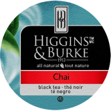 Higgins & Burke Chai Tea Loose Leaf K Cup