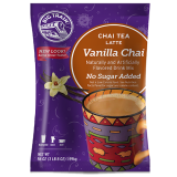 Big Train Vanilla (No Sugar Added) Chai Tea Latte Mix (3.5lbs bag)